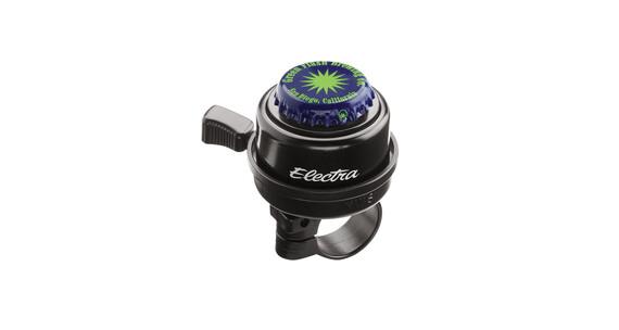 Electra Bottlecap Dzwonek rowerowy czarny